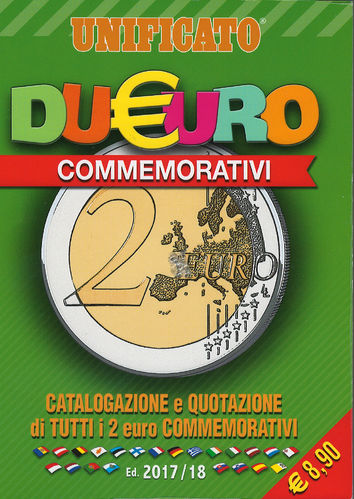 Catalogo 2 euro commemorativi - Unificato_2017/2018