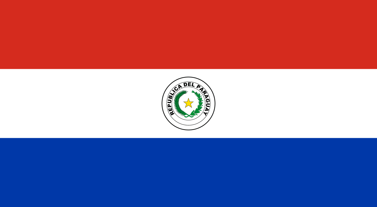 Paraguay_flag