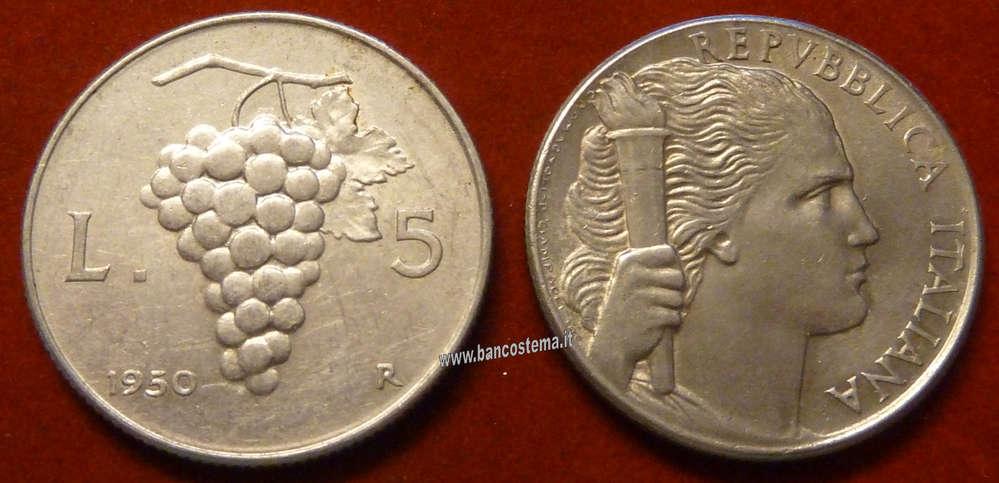 d578d59f04 Italia 5 lire