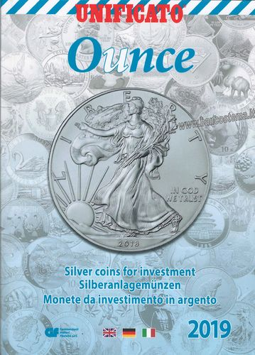 Catalogo Ounce/Once mondiali 2019 Unificato
