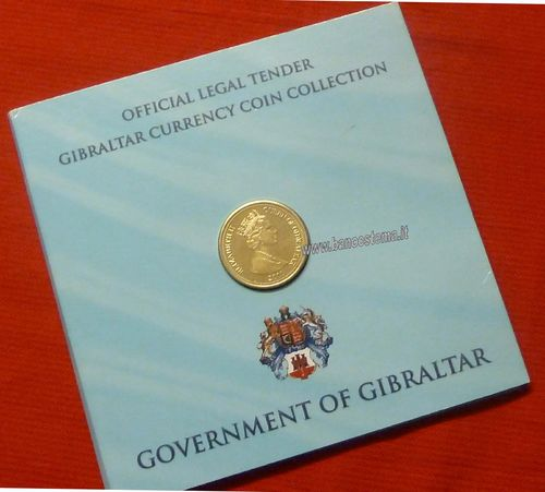 Gibraltar mint set 2011 unc