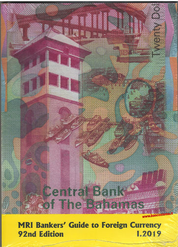 MRI Bankers' Guide to Foreign Currency 92th Edition 2019