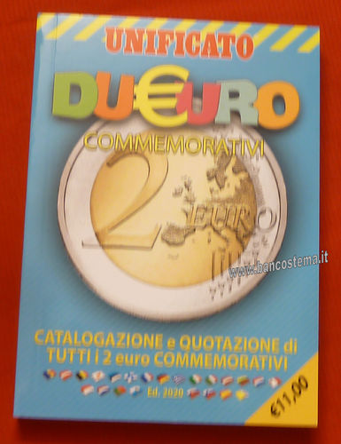 Catalogo 2 euro commemorativi - Unificato_2020