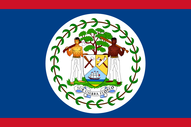 Belize_bandiera