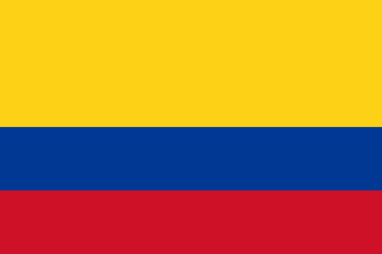 Colombia_bandiera
