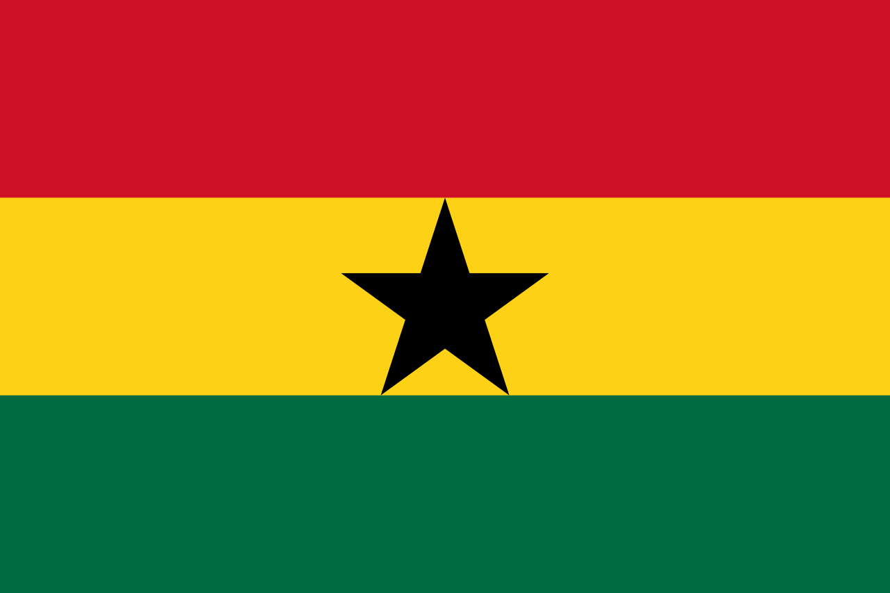Ghana_bandiera