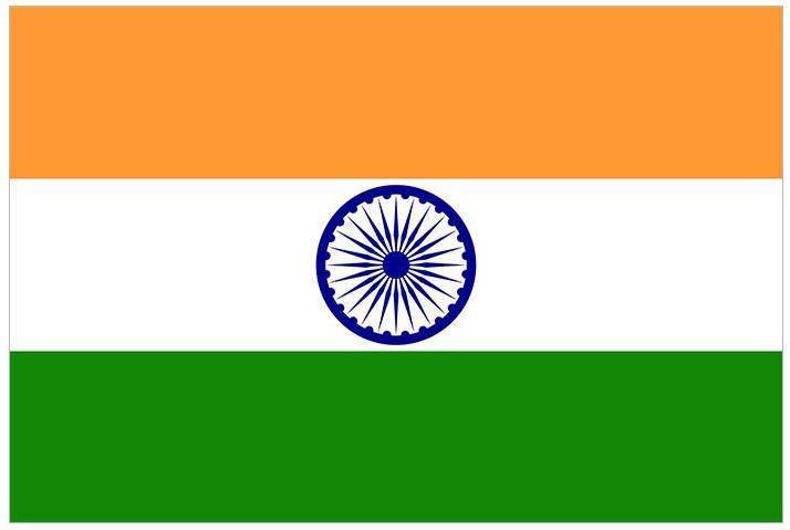 India_bandiera