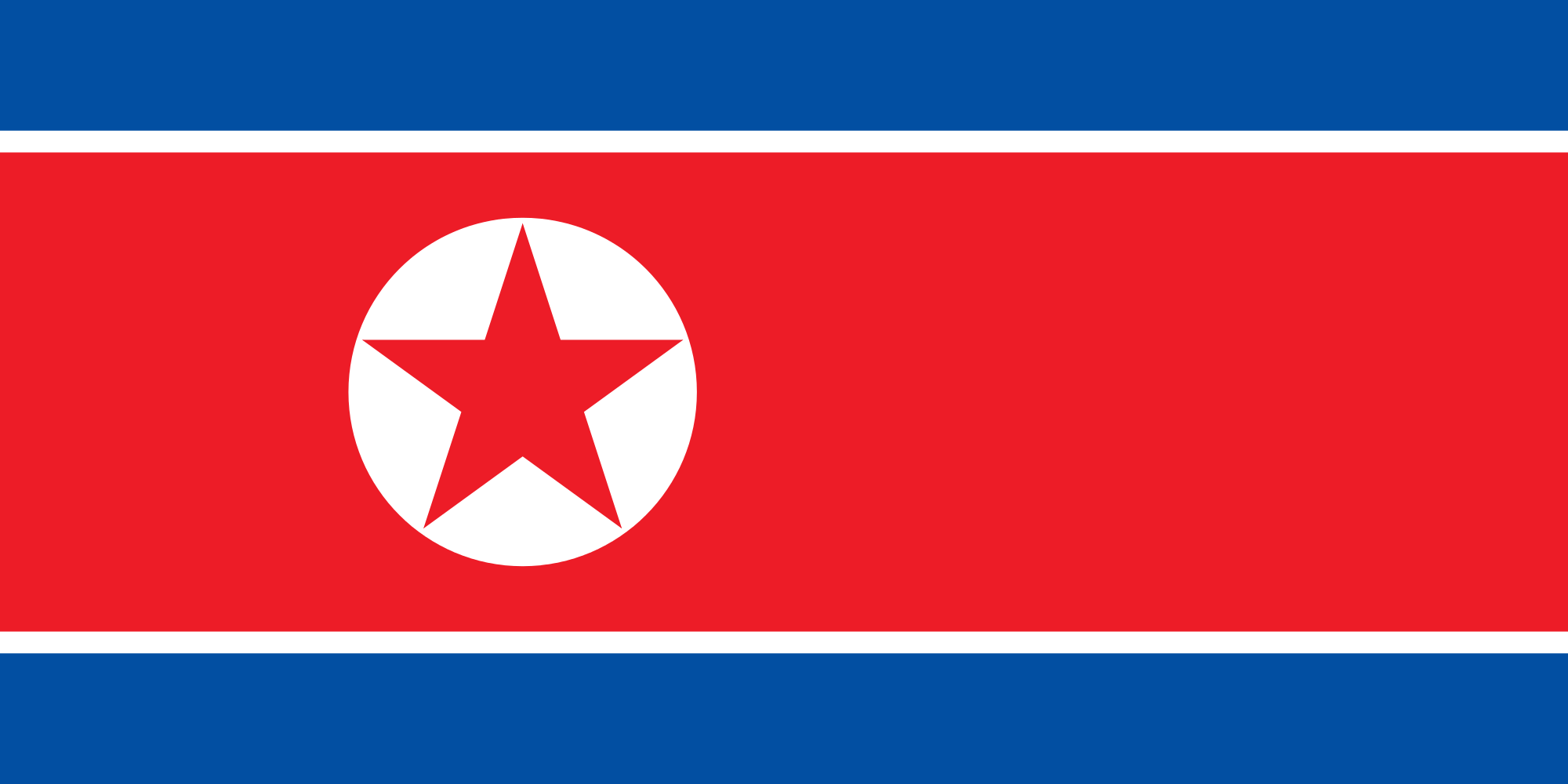 Korea_North_flag